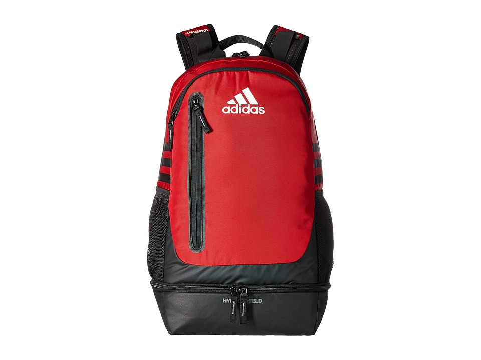 adidas - Pivot Team Backpack (Scarlet/Neo White/Black) Backpack Bags