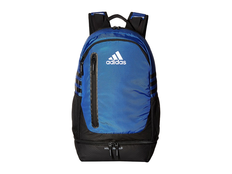 adidas - Pivot Team Backpack (Bold Blue/Black/Neo White) Backpack Bags