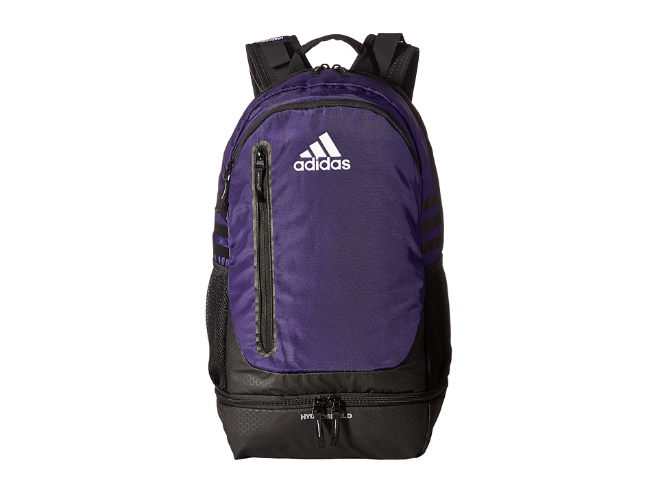 adidas - Pivot Team Backpack (Collegiate Purple) Backpack Bags