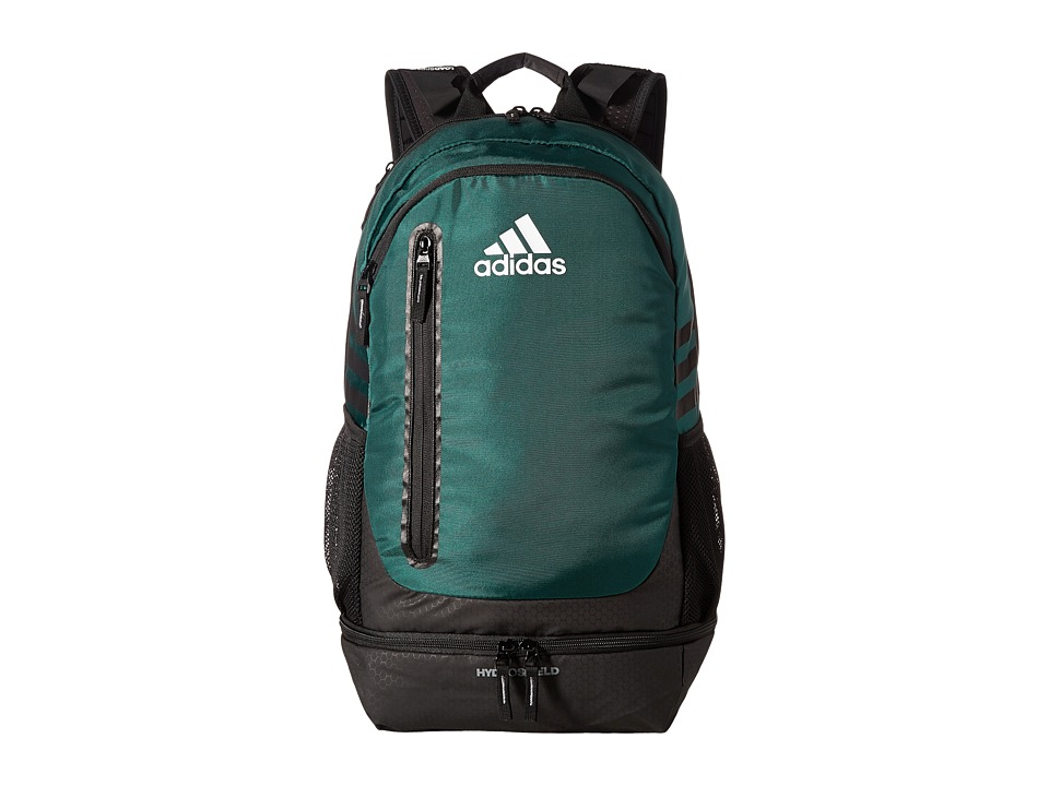 adidas - Pivot Team Backpack (Dark Green) Backpack Bags