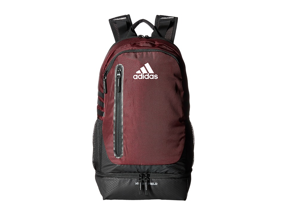 adidas - Pivot Team Backpack (Maroon) Backpack Bags