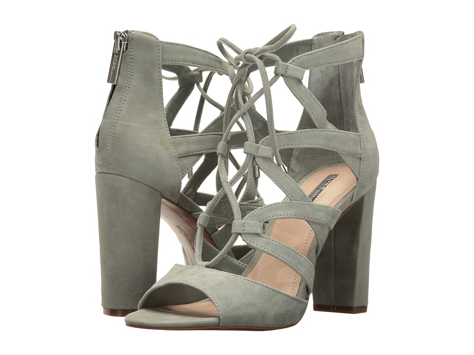 BCBGeneration - Rameena (Sage Lux Kid Suede) High Heels