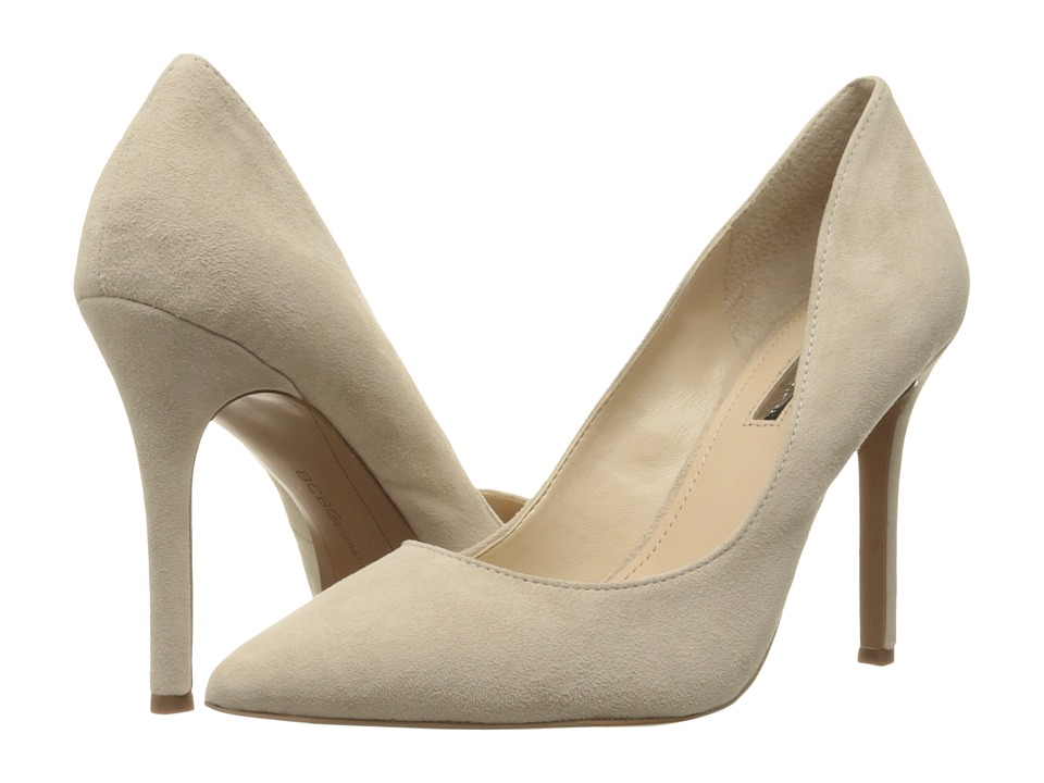 BCBGeneration - Treasure (Pumice Lux Kid Suede) High Heels