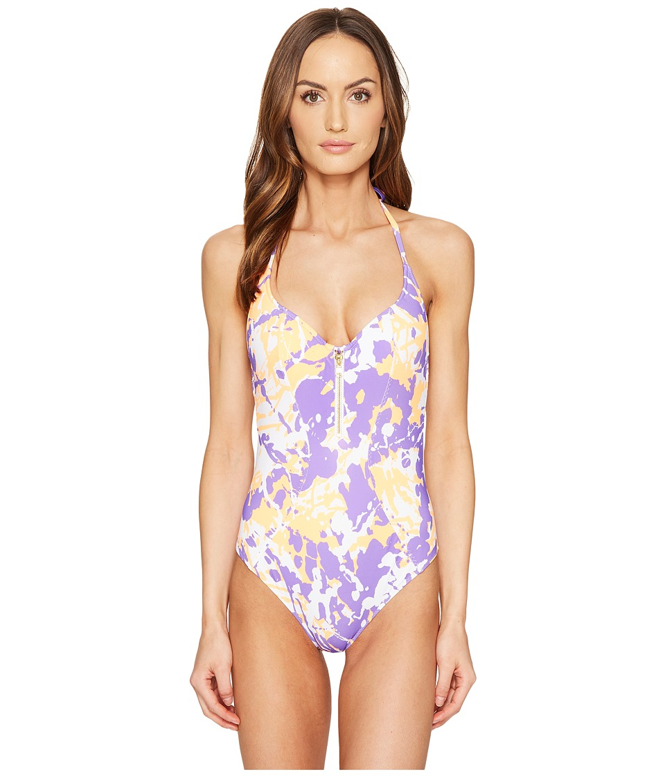 L'Agent by Agent Provocateur - Hailiey Swimsuit (Multi/Print) Women's Swimsuits One Piece