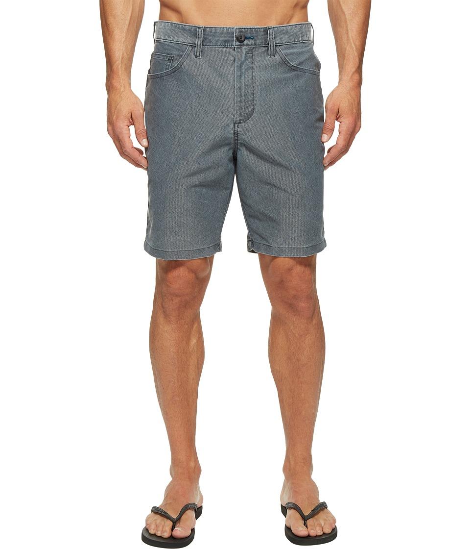 Billabong - Outsider X Surf Cord Walkshorts (Black) Men's Shorts