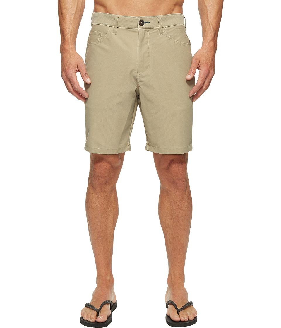 Billabong - Outsider X Surf Cord Walkshorts (Light Khaki Heather) Men's Shorts