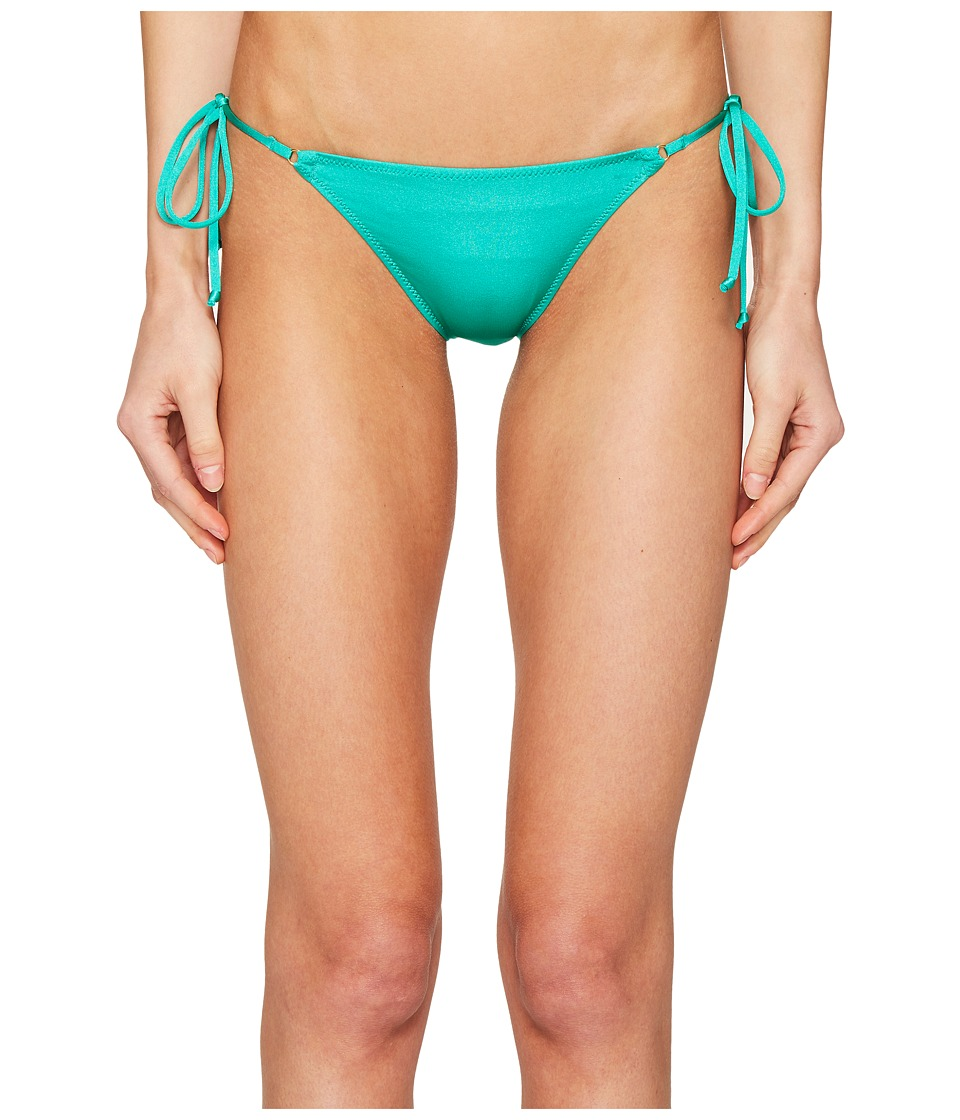 L'Agent by Agent Provocateur - Robbie Bikini Bottom (Peacock) Women's Swimwear