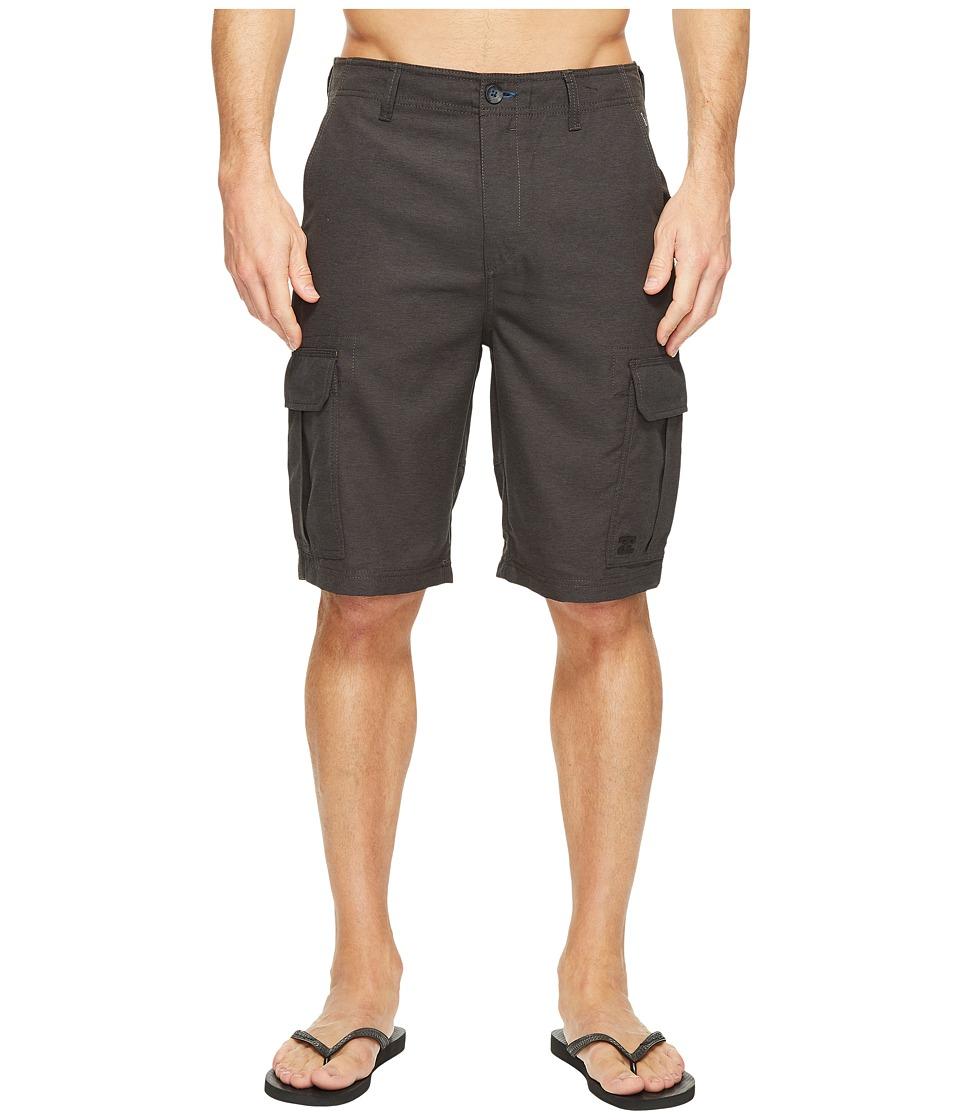Billabong - Scheme Submersible Walkshorts (Khaki Heather) Men's Shorts