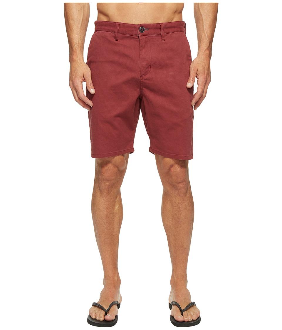 Billabong New Order Walkshorts (Fig) Men