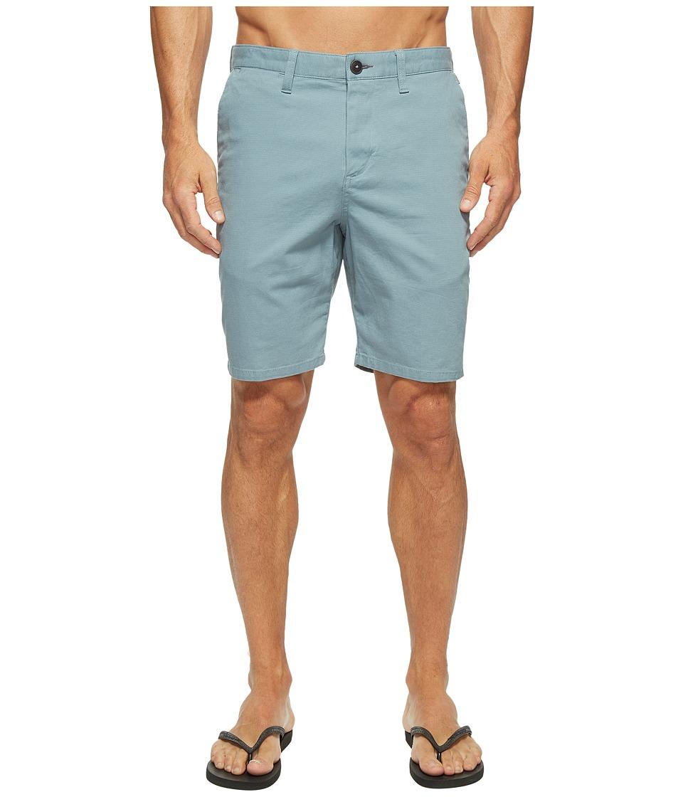 Billabong - New Order Walkshorts (Light Steel) Men's Shorts