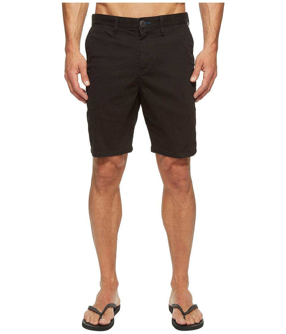 Billabong - New Order Walkshorts (Stealth) Men's Shorts