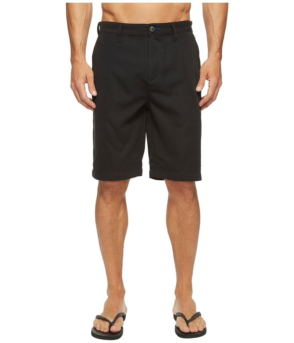 Billabong - Carter Submersible Walkshorts (Black) Men's Shorts