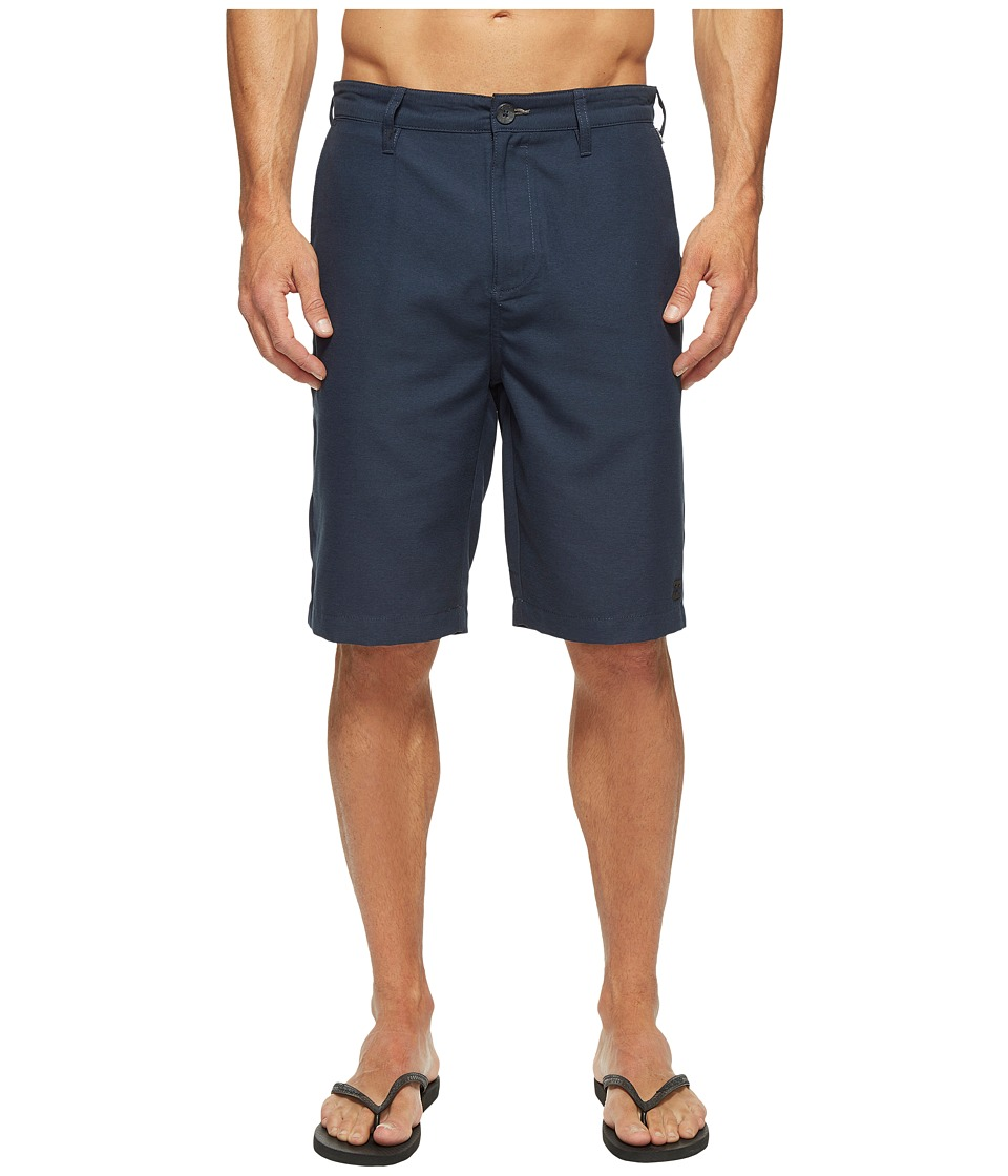 Billabong Carter Submersible Walkshorts (Naval Heather) Men