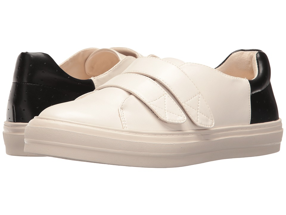 Nine West - Oleandro (Milk/Black) Women's Shoes