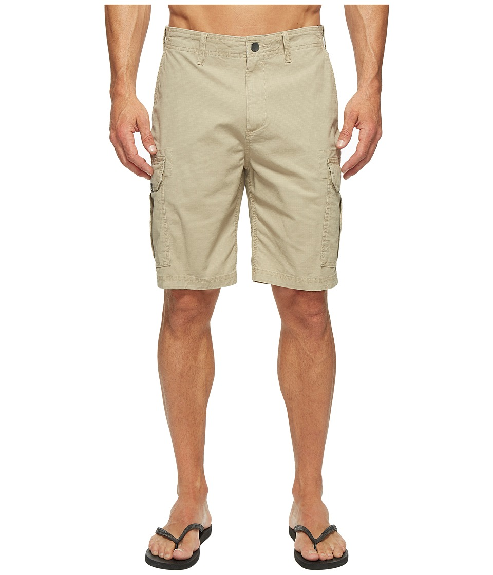 Billabong - Scheme Walkshorts (Light Khaki Heather) Men's Shorts