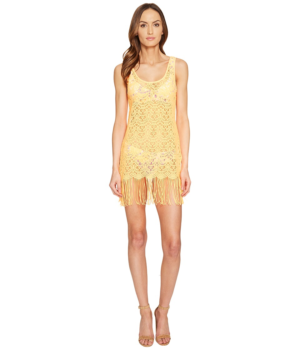 L'Agent by Agent Provocateur - Karrie Cover-Up (Orange) Women's Swimwear