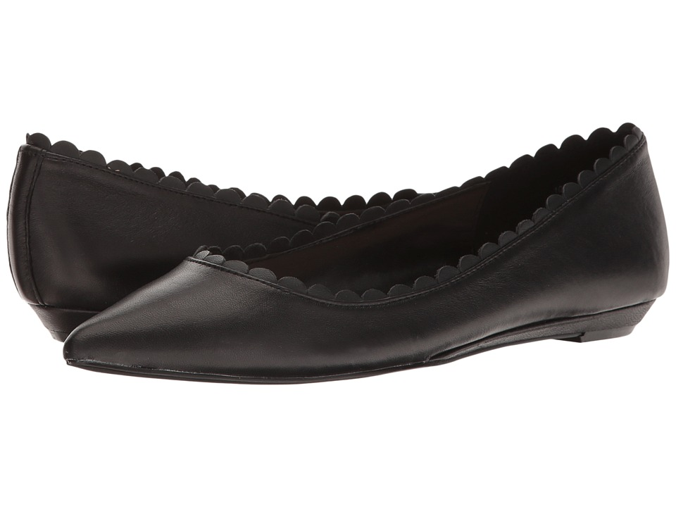 Nine West - Saxxen (Black) Women's Flat Shoes