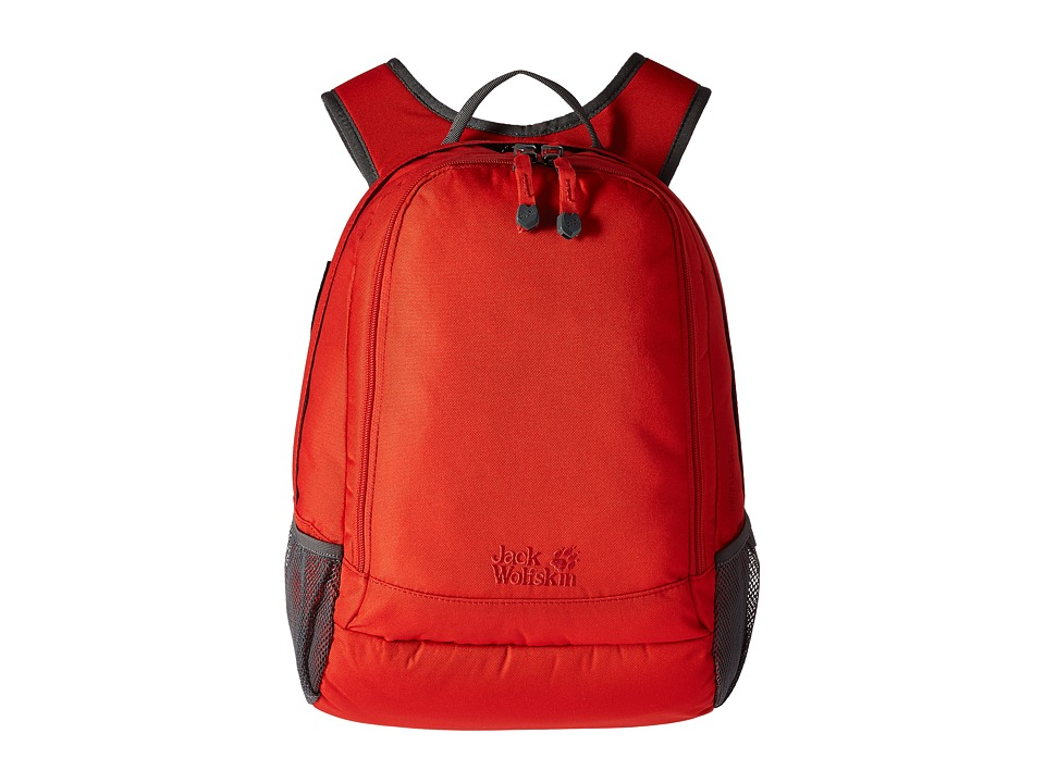 Jack Wolfskin - Perfect Day (Fiery Red) Backpack Bags