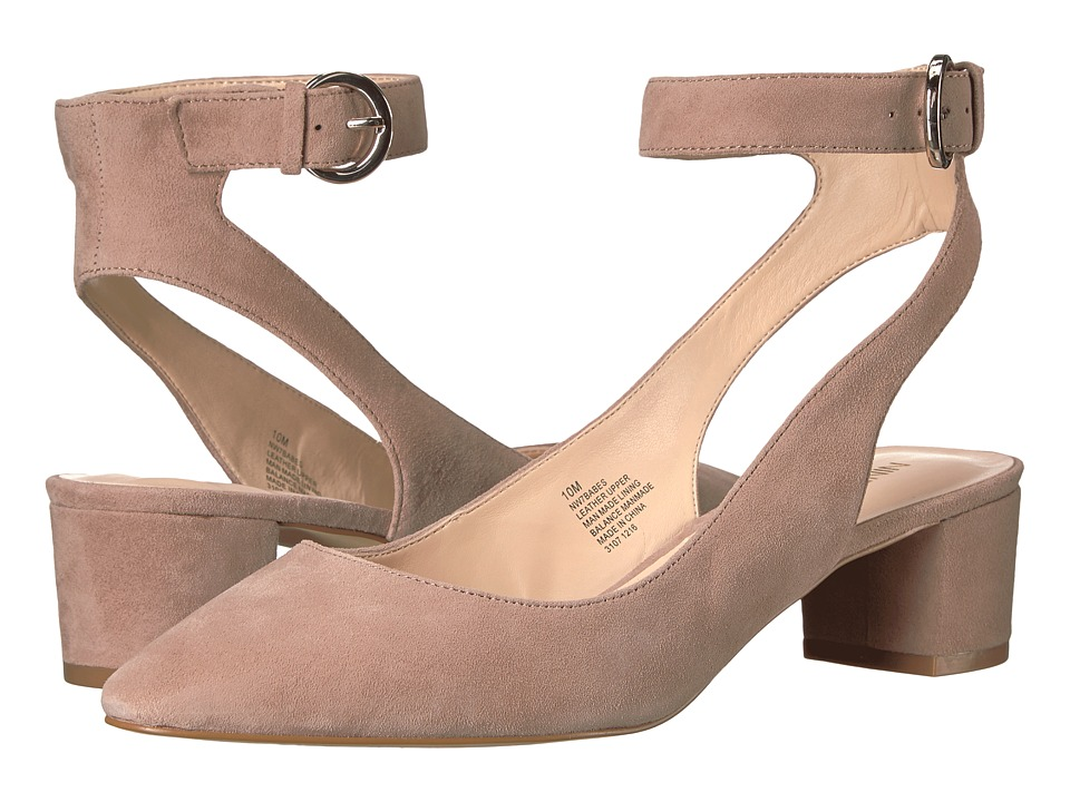 Nine West - Babes (Wheat) High Heels