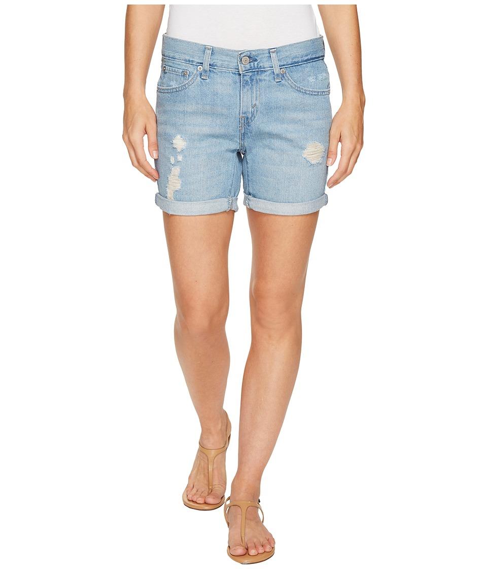 Levi's(r) Womens - Boyfriend Shorts (Cave Springs) Women's Shorts