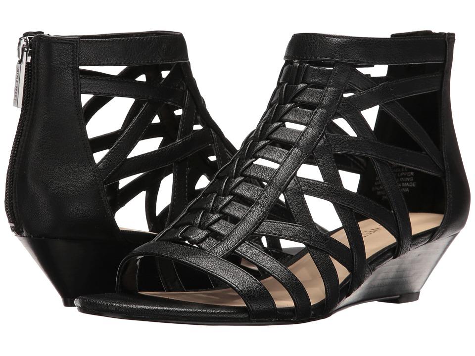 Nine West - Hadlee (Black) Women's Wedge Shoes