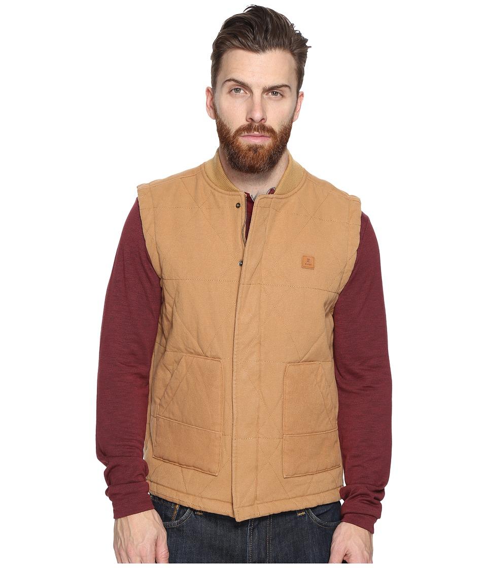 Roark - Heathen Vest (Brown) Men's Vest