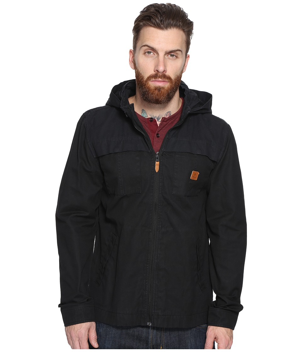 Roark - Chesterman's Jacket (Black) Men's Coat