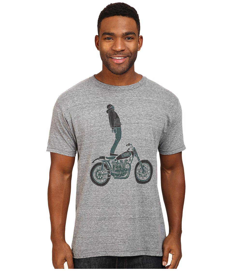 Roark - Ghost Rider T-Shirt (Heather Grey) Men's T Shirt