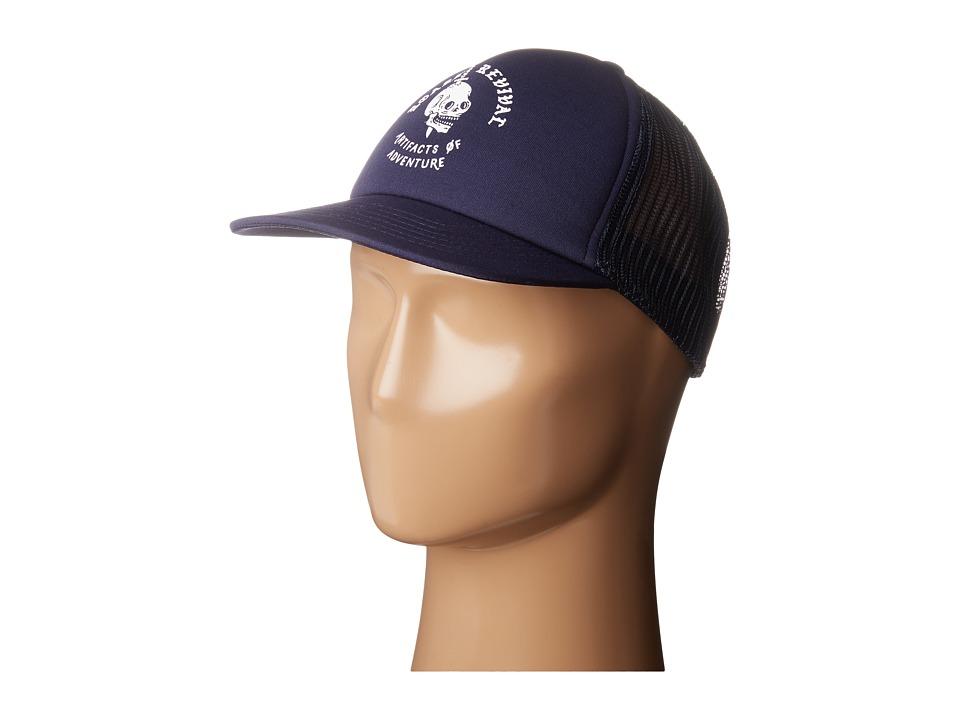 Roark - Artifacts (Navy) Caps