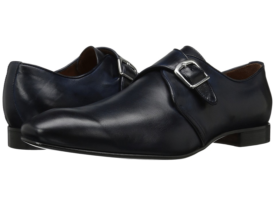 Massimo Matteo Single Monk (Navy) Men