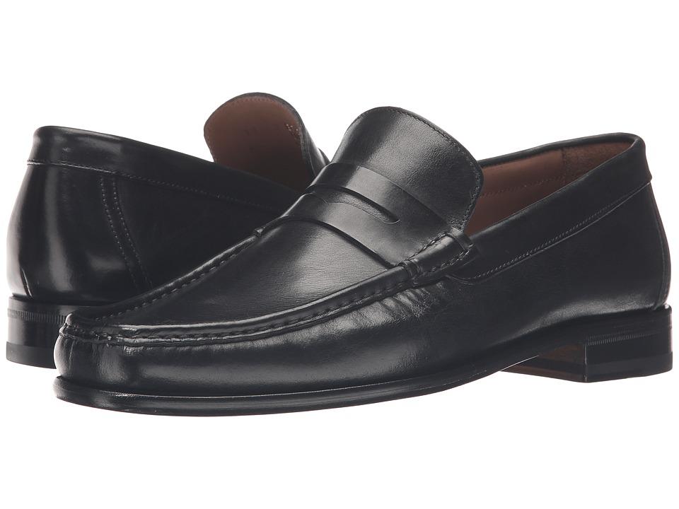 Bruno Magli - Bricco (Black Calf) Men's Shoes