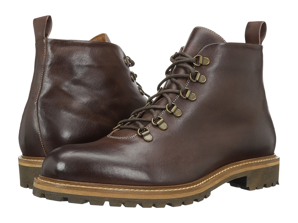 Massimo Matteo - Alpine Boot (Bordo) Men's Lace-up Boots
