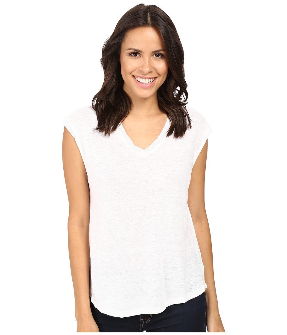 Joe's Jeans - Lennox Tee (White) Women's T Shirt