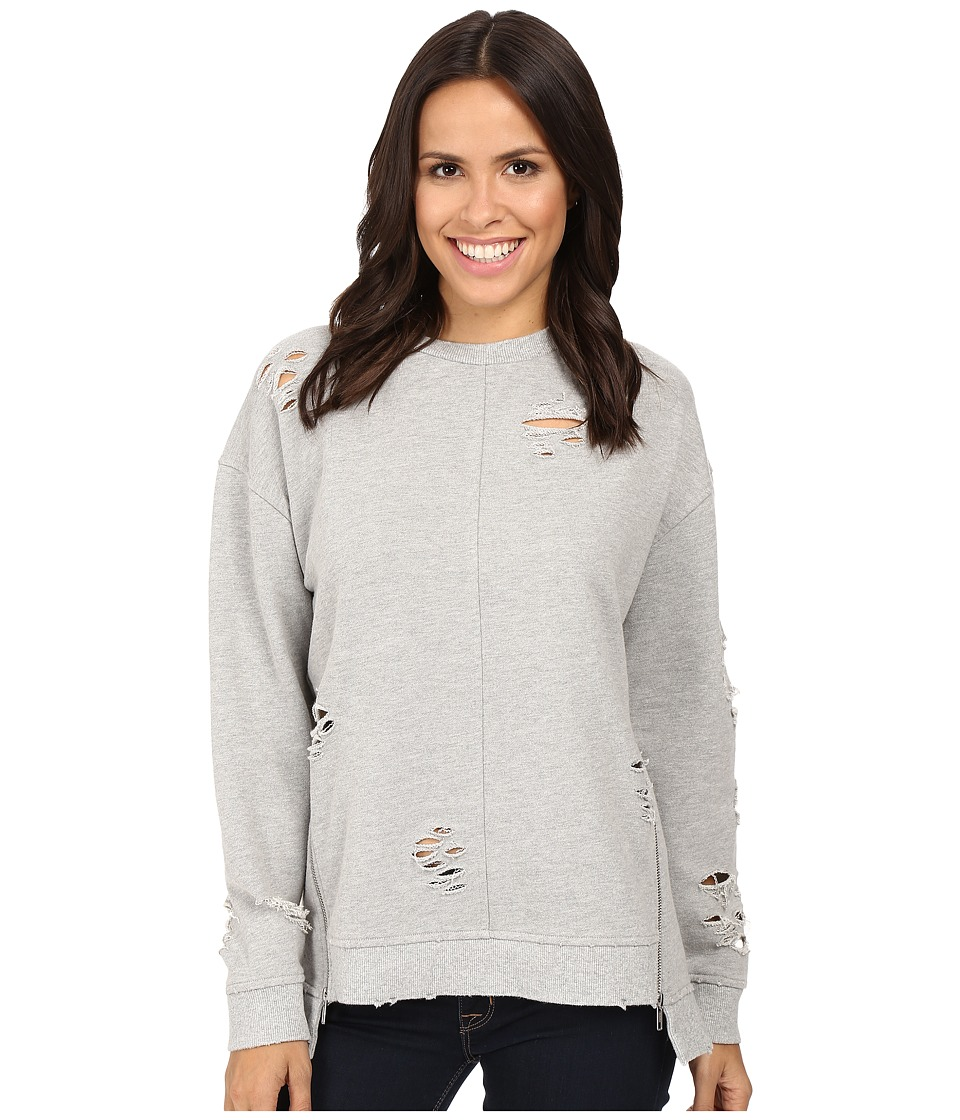 Joe's Jeans - Lyndon Pullover (Heather Grey) Women's Clothing