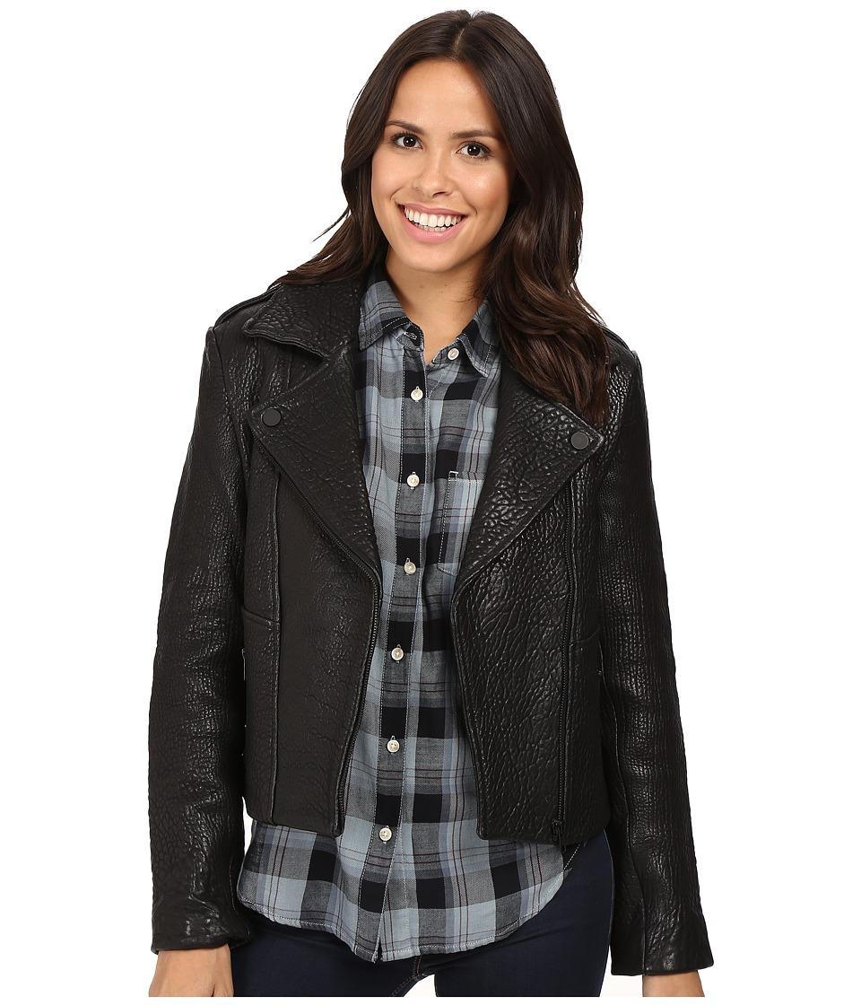Joe's Jeans - Rene Jacket (Black) Women's Coat