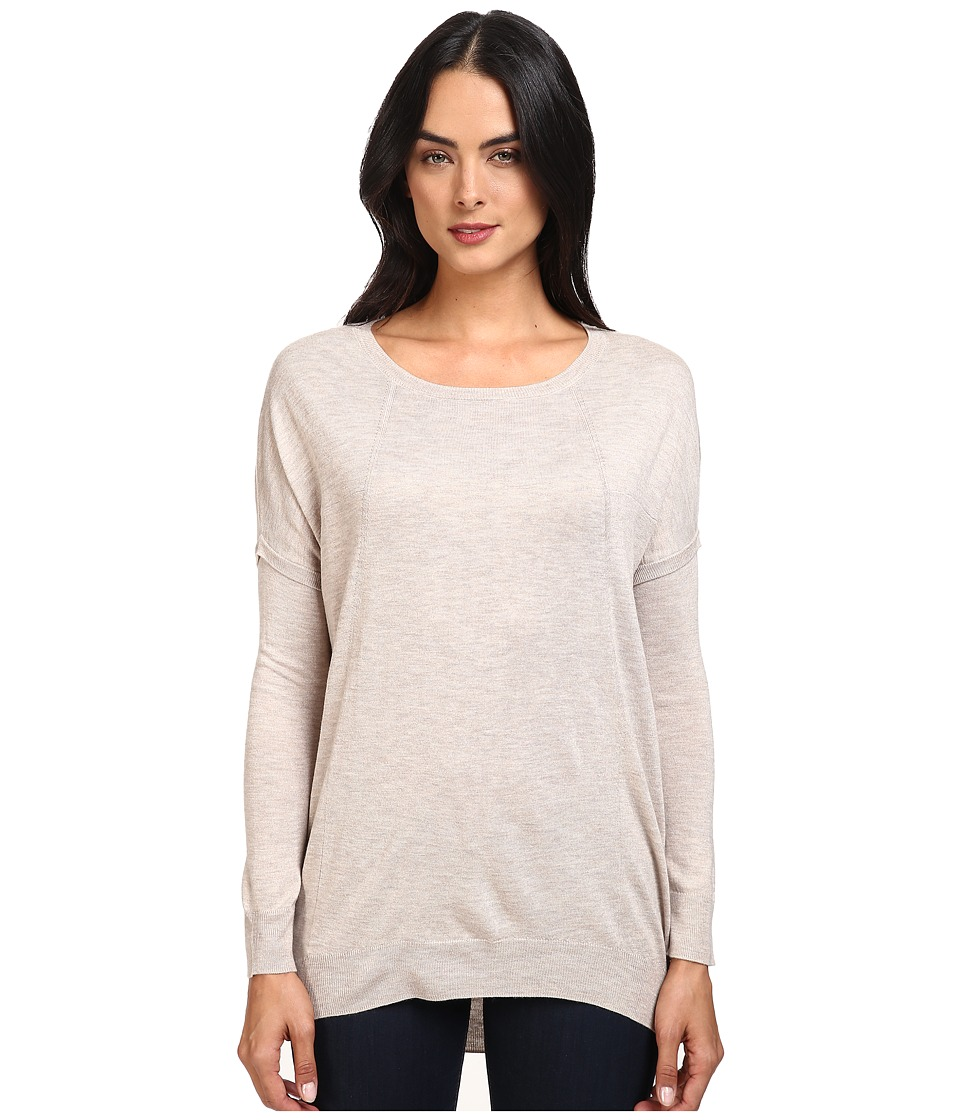 Splendid Quincy Sweater (Heather Wheat) Women