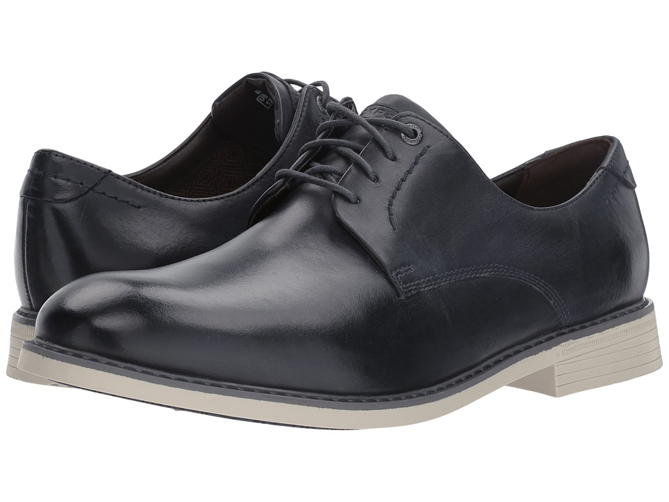 Rockport - Classic Break Plain Toe (Lancer Navy) Men's Shoes
