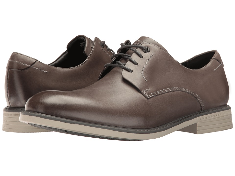 Rockport - Classic Break Plain Toe (Timber Stone) Men's Shoes