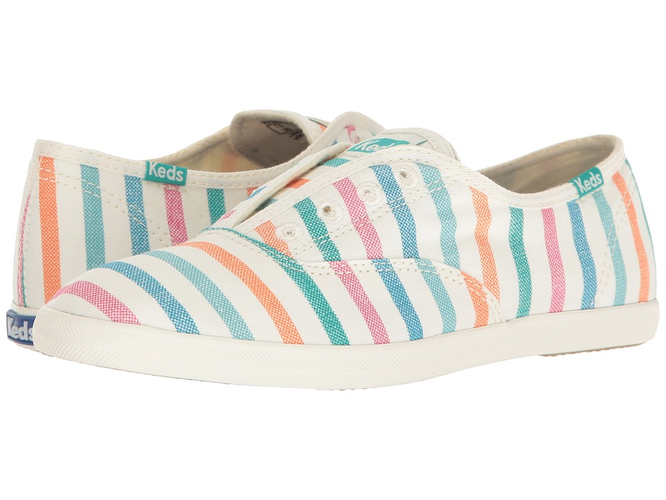 Keds Chillax Breton Stripe (Cream Multi) Women