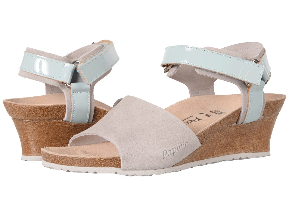 Birkenstock Eve (Grey Suede) Women