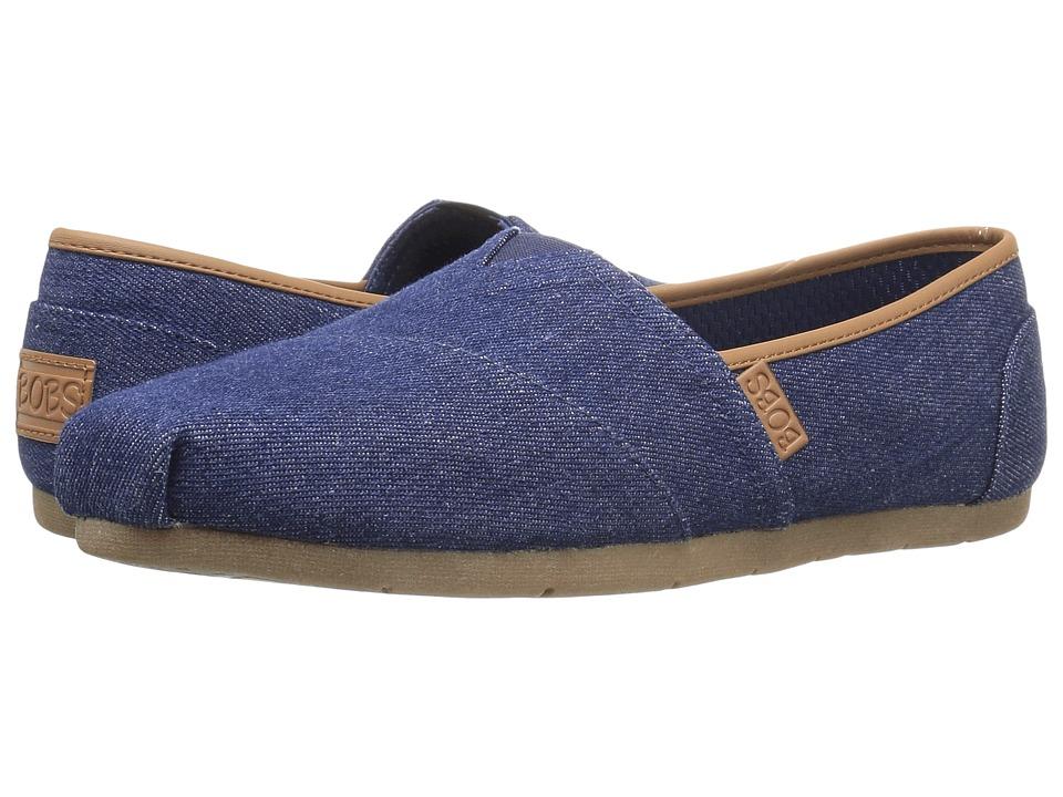 BOBS from SKECHERS Luxe Bobs (Denim) Women