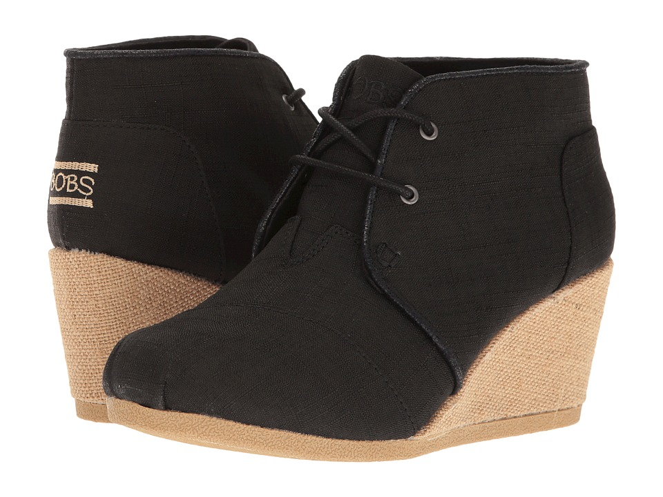BOBS from SKECHERS High Notes (Black) Women