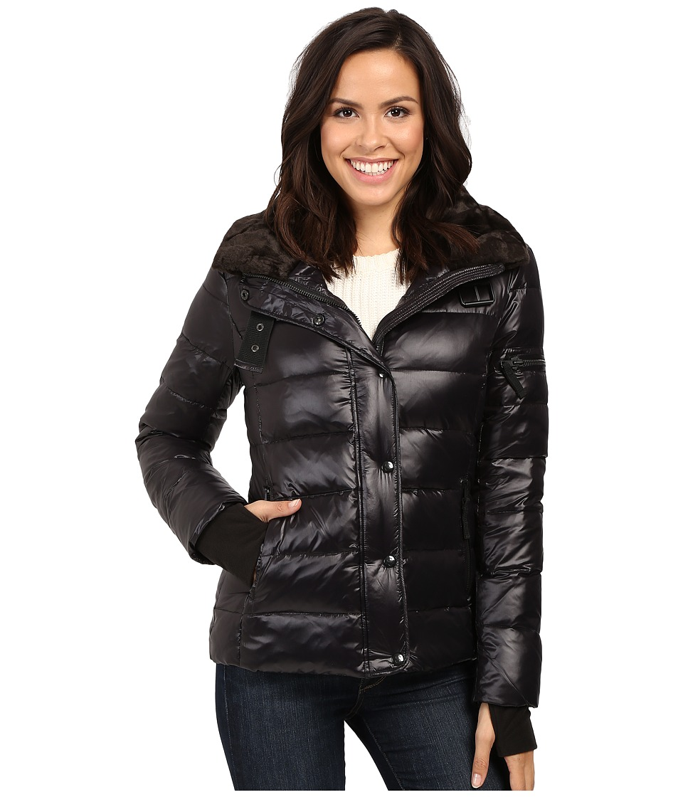S13 - Mercer (Jet) Women's Coat