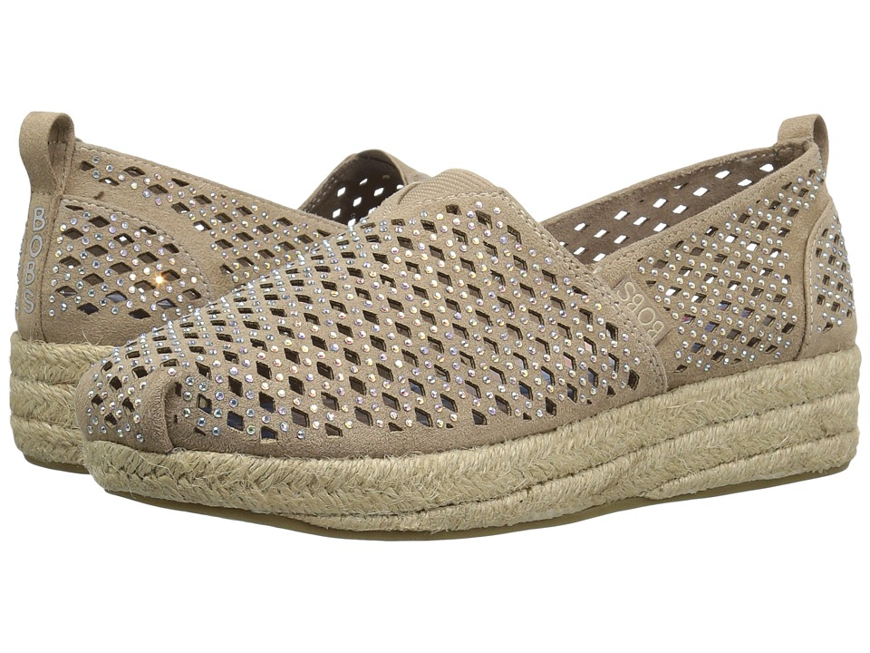 BOBS from SKECHERS Highlights (Taupe 1) Women