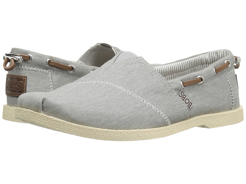 BOBS from SKECHERS Chill Luxe (Gray) Women