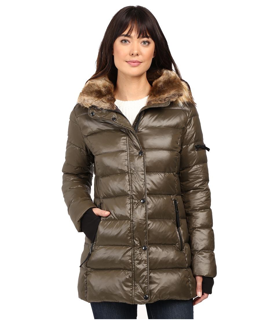 S13 - Chelsea (Military) Women's Coat