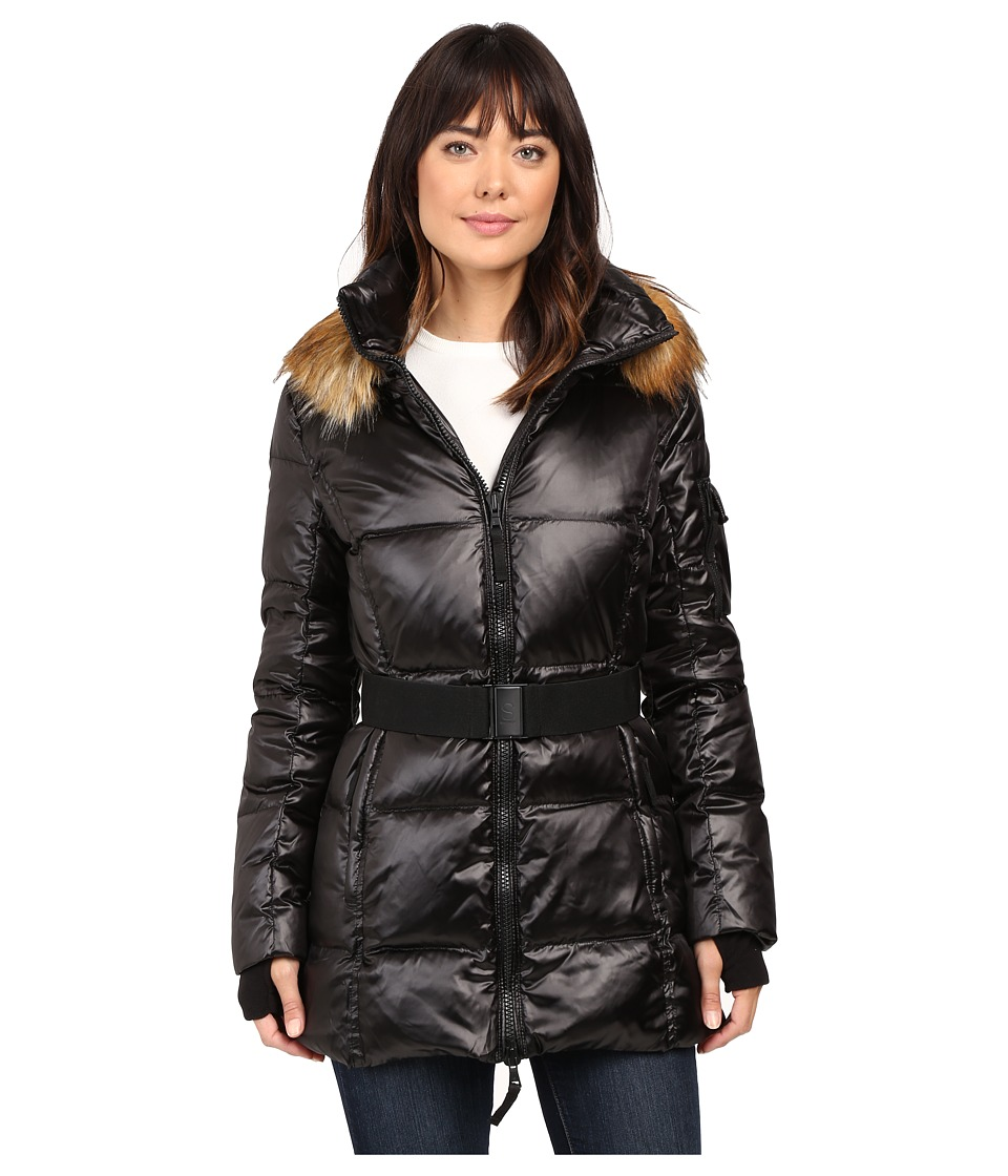 S13 - Nicky (Jet) Women's Coat