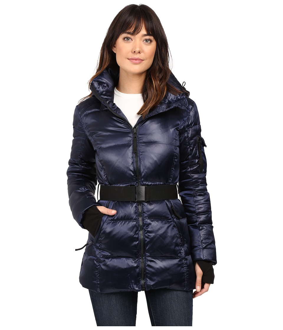 S13 - Powder (Midnight) Women's Coat