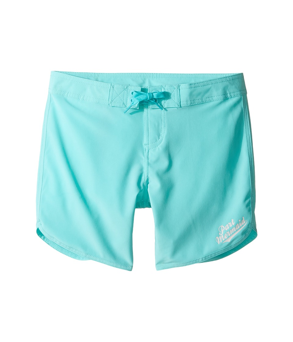 Billabong Kids Sol Searcher 5 Boardshorts (Little Kids/Big Kids) (Paradise) Girl
