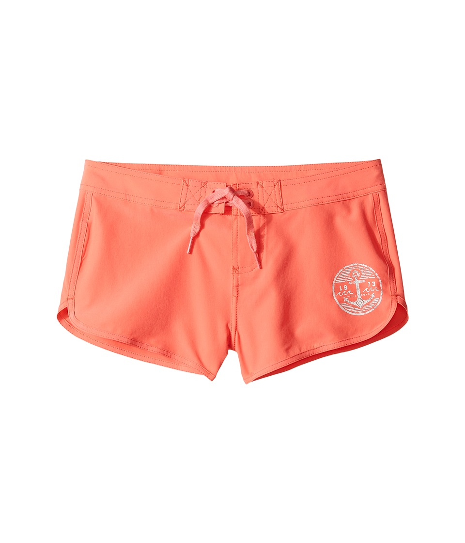 Billabong Kids - Sol Searcher 2 Boardshorts (Little Kids/Big Kids) (Tropical Punch) Girl's Swimwear